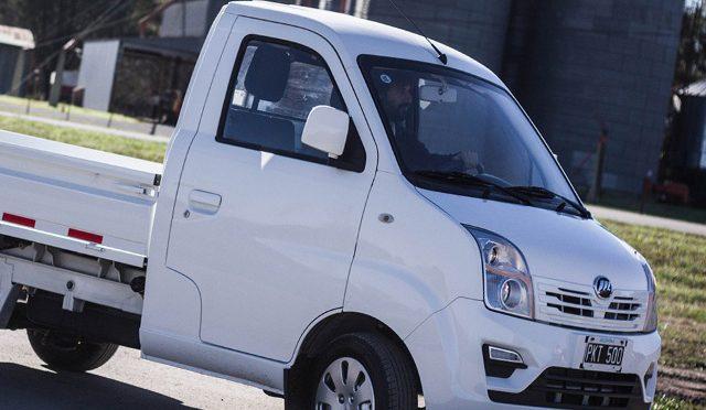 Foison Truck | Lifan | lanza su vehículo liviano de carga
