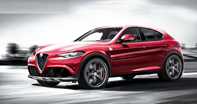 Stelvio | Alfa Romeo | la SUV deportiva italiana
