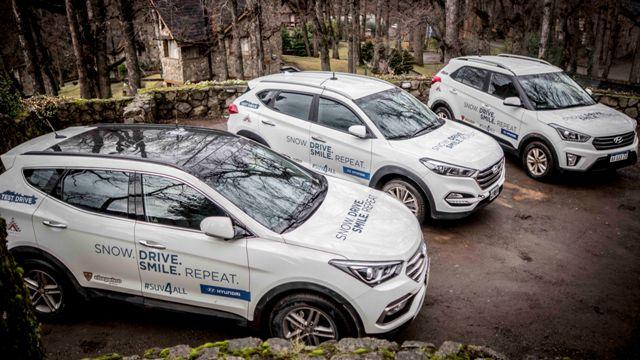 Travesía SUV4ALL | Hyundai | llega el Tetratlón de Chapelco