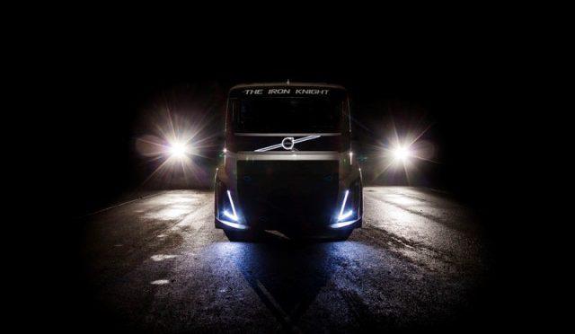 Iron Knight | Volvo Trucks | logrará mas récords mundiales de velocidad?