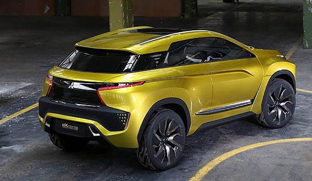 XM-Concept | Mitsubishi | un SUV distintivo y familiar