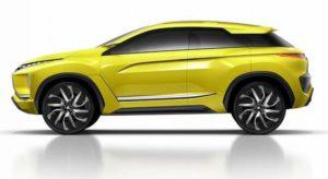 Mitsubishi XM Concept pruebautos.com.ar