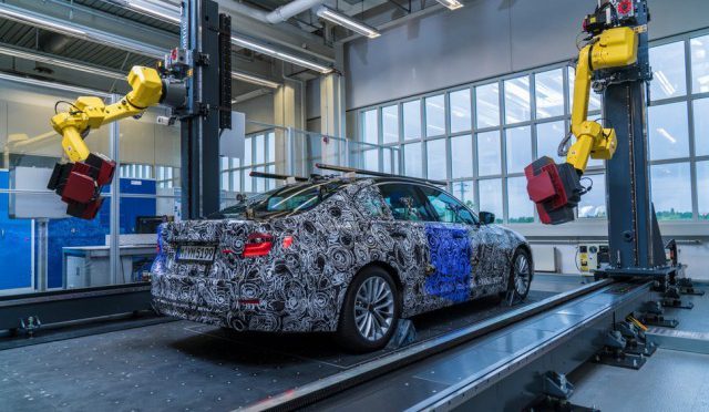 Serie 5   BMW   como detectan sus defectos