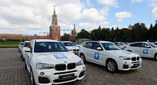 BMW X6 | Vladimir Putin | le regaló a los medallistas rusos…