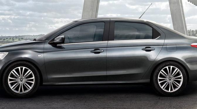 C-Elysée | Citroën | anunció su lanzamiento en Argentina