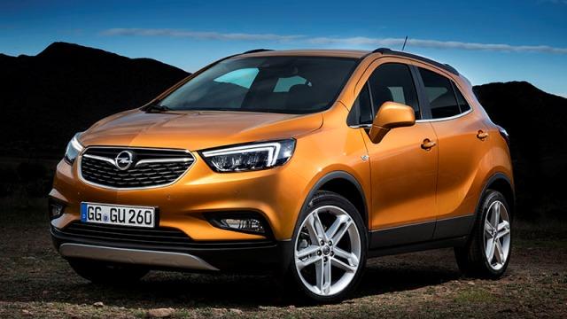 Mokka X | GM Opel | comenzó la producción del modelo 2017
