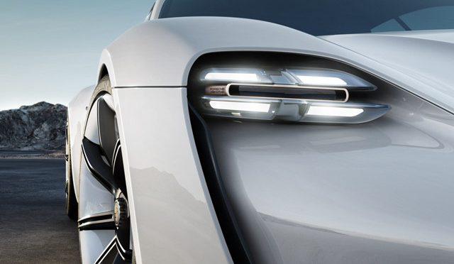 Mission-e Concept | Porsche | un homenaje al futuro