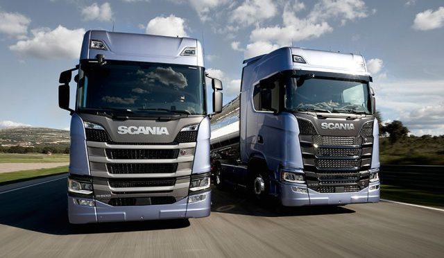 Scania | presenta nueva generación de camiones