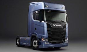 Next Generation Scania: Exterior