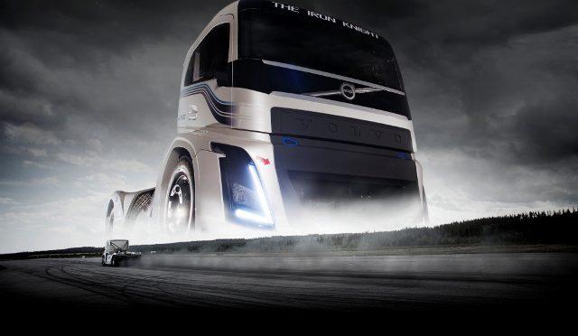 Iron Knight | Volvo Trucks | el camión más rápido del mundo