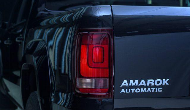 Black Edition |Volkswagen | una serie especial de  Amarok