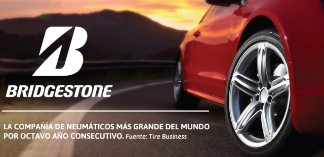 Bridgestone | reconocida como la compañía de neumáticos mas grande del mundo