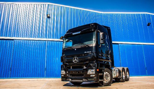 Mercedes-Benz | Líderazgo en segmento de vehículos comerciales en Argentina