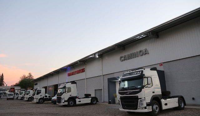 Caminoa | Grupo Volvo | inaugura instalaciones en Tucumán