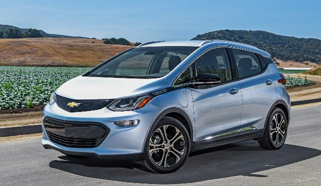 BOLT EV | Chevrolet | la experiencia de manejar con un sólo pedal