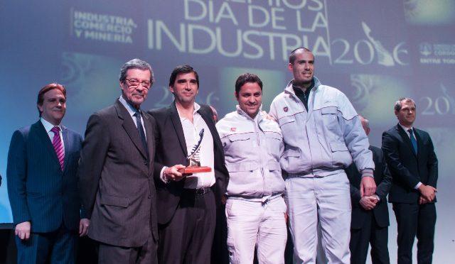 FCA Automobiles Argentina | recibe Premio a la Industria por Ecoeficiencia