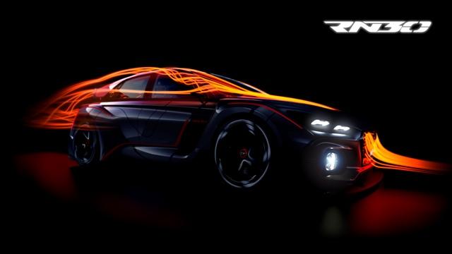 RN30 | Hyundai | presenta el concept en el Salón de París