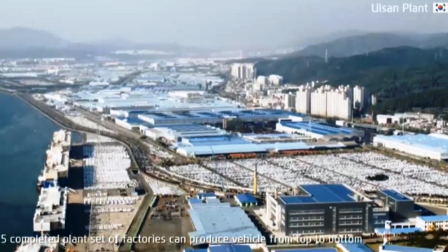 Terremoto en Corea | Hyundai | suspende producción