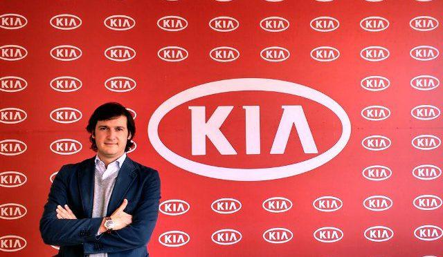 Ignacio Echevarría | Kia | nuevo gerente general en Argentina