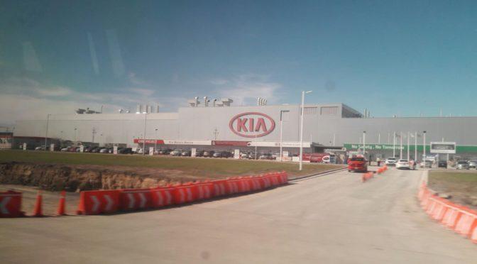 Nueva León | Kia | inaugura su moderna planta en México