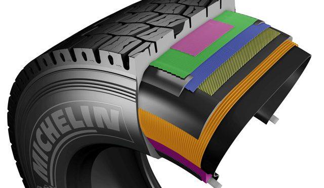X-Core | Michelin | nueva tecnología en neumáticos para pesados