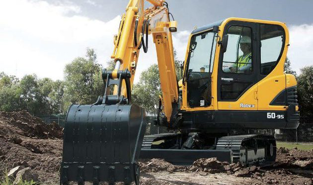 CNH Industrial y Hyundai Heavy Industries|alianza exclusiva con para mini excavadoras