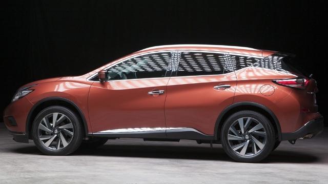 Murano   Nissan   el nuevo SUV inspira artistas