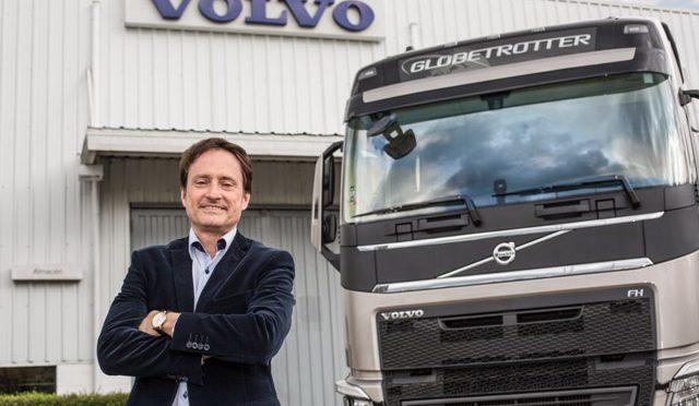 Alex Boni | Volvo Trucks & Buses | tiene nuevo Director General en Argentina