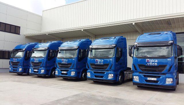 Bridgestone | principales hábitos de los camioneros