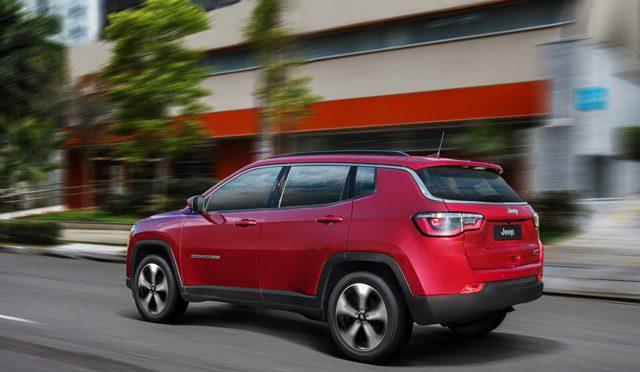 Compass | Jeep | otro SUV premium made in Brasil