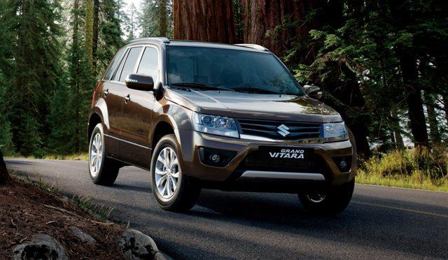 Grand Vitara | Suzuki | Recall en Argentina