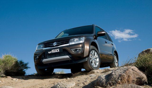 Grand Vitara | Suzuki | vuelve una SUV mediana correcta