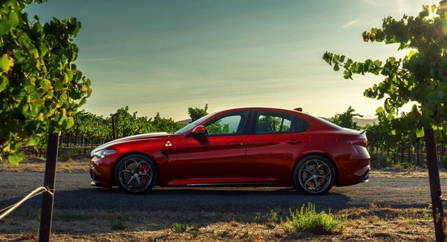 Giulia | Alfa Romeo | elegido como Auto de Europa 2017