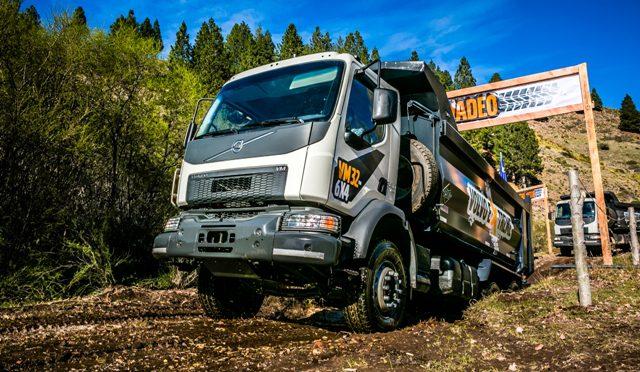 Aplicaciones Severas | Volvo | desafío en Bariloche