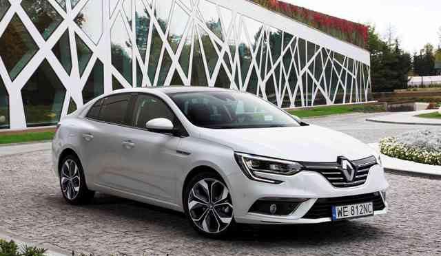 Mégane Sedán | Renault | la evolución europea