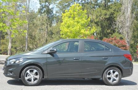 Prisma | Chevrolet | el sedán más vendido