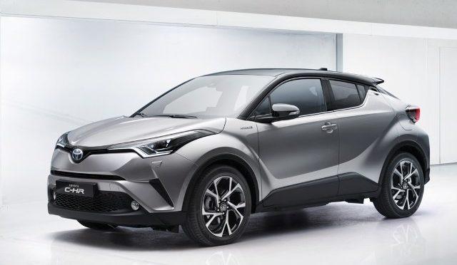 C-HR | Toyota | llega tarde pero seguro