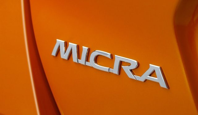 Micra | Nissan | totalmente nuevo para 2017