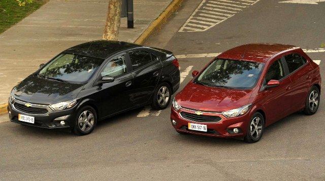 Chevrolet | lider en patentamientos en Argentina y…