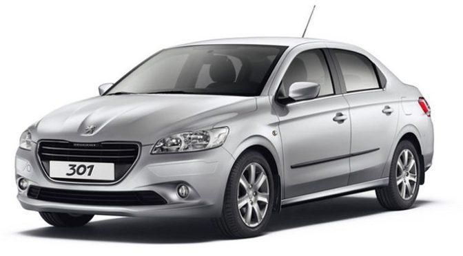 301   Peugeot   el sedán que nos falta