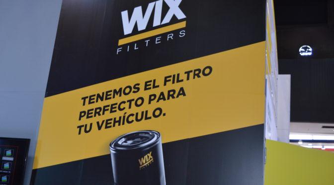 WIX | MANN+HUMMEL | Automechanika 2016 | una nueva marca para el grupo