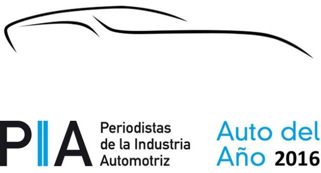 Autos del Año 2016 | elegidos por PIA Periodistas de la Industria Automotriz