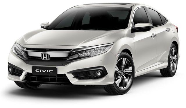 Civic   Honda   llega la 10° generación