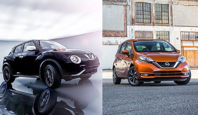 Note 2017 y Juke Black Pearl Edition | Nissan | llegan al Auto Show de Los Ángeles