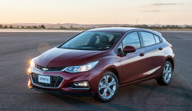 Cruze Hatch 2017 | Chevrolet | develado en San Pablo