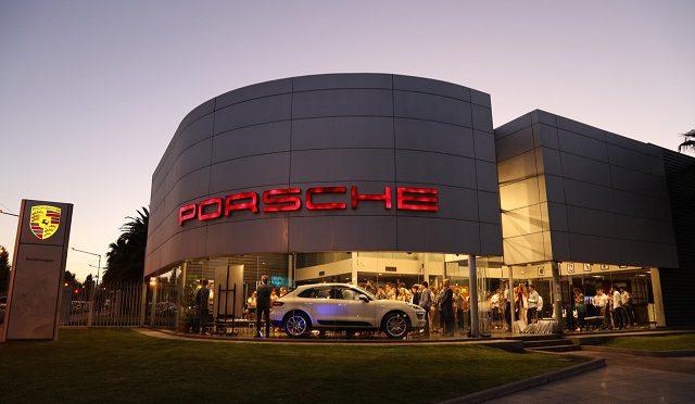 Service Clinic | Porsche | inaugurado en Mendoza