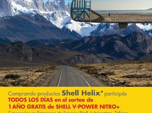 Helix | Shell | lanzamiento de promoción
