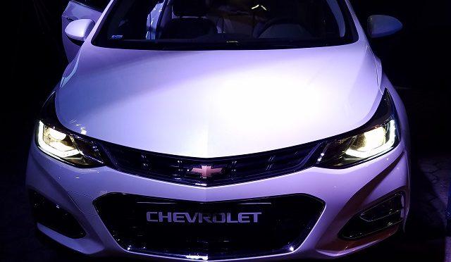 Cruze5 | Chevrolet | presentó el nuevo hatch nacional