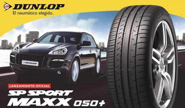 SP SPORT MAXX 050+ | Dunlop | un neumático solo para premium