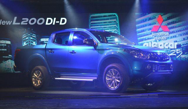 L200 DI-D | Mitsubishi | la nueva pick-up fue presentada en Argentina